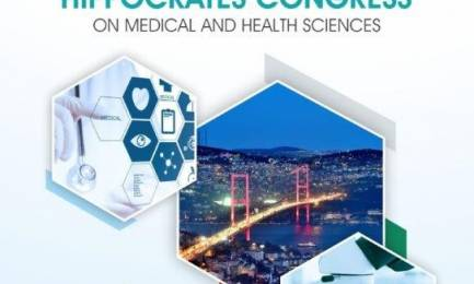 2nd International Hippocrates Congress on Medical and Health Sciences, Istanbul 28.-30.6. 2019.