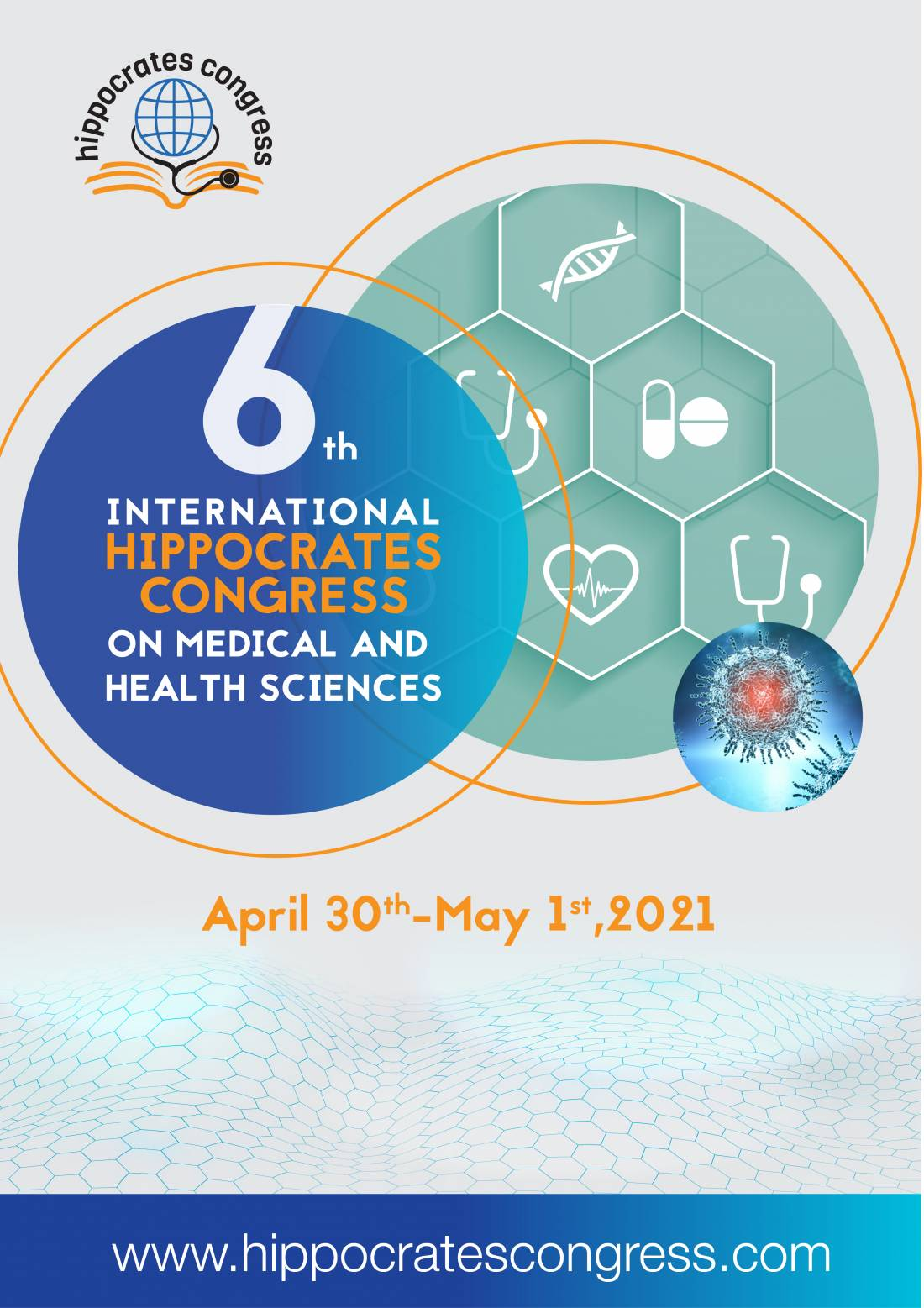 6. International Hippocrates Congress on Medical and Health Sciences