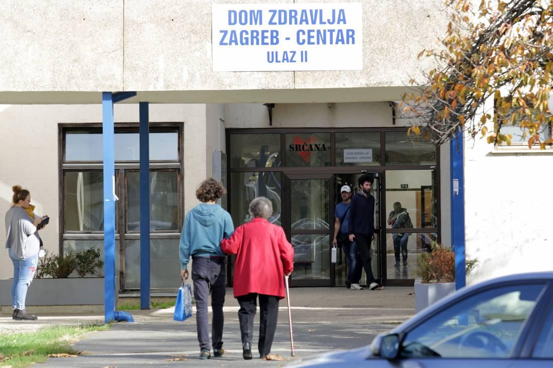 Poliklinika U Sigetu Srcana